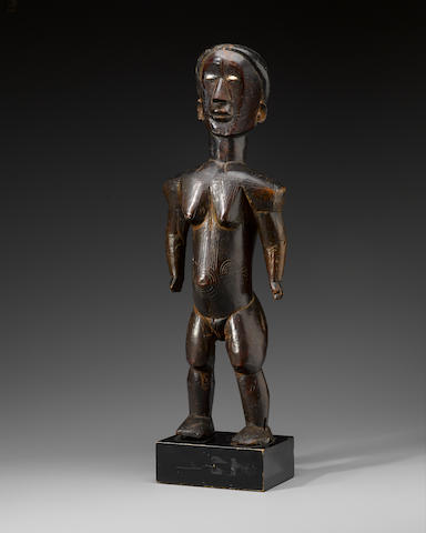 Tiv Female Figure, Nigeria