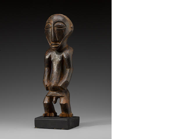 Boyo Standing Male Figure, Democratic Republic of the Congo