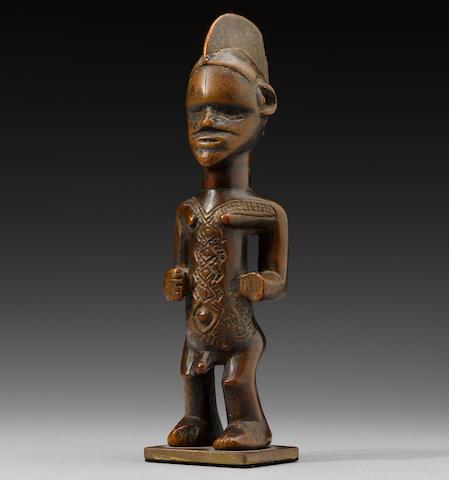 Bembe Male Figure, Democratic Republic of the Congo