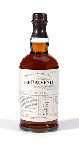Balvenie Tun 1401, Batch #3