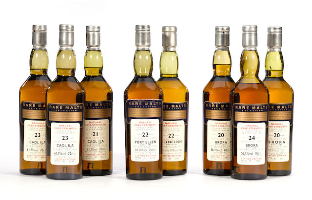 Caol Ila 1978- 23 years old