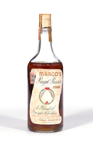 Marco's Regal Reserve