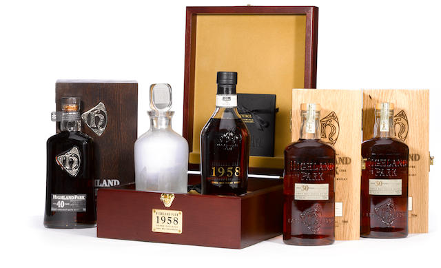 Highland Park 1958- 40 years old