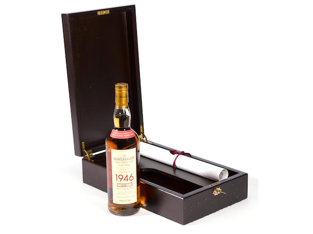 Macallan Select Reserve 1946- 52 years old