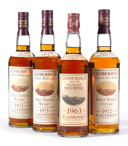 Glenmorangie 1963- 22 years old