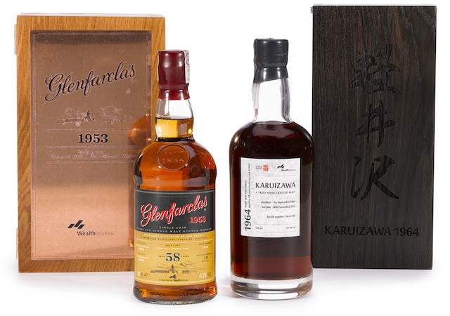 Glenfarclas 1953- 58 years old