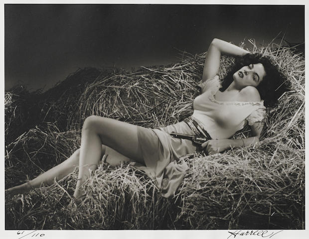 A pair of titles by George Hurrell, Portfolios II and III