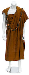 A Charlton Heston cloak from Ben-Hur