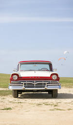 <b>1957 Ford Custom 300 Series Ranchero  </b><br />Chassis no. C7KF174433