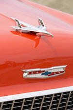 <b>1955 Chevrolet Bel Air Convertible  </b><br />Chassis no. VC55B112567