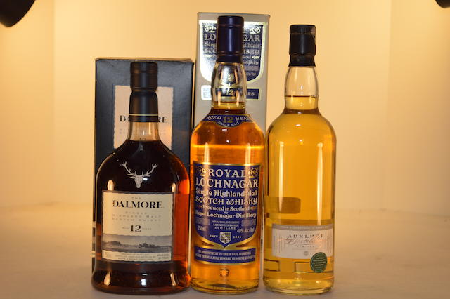 Dalmore 12 years old (1)   Royal Lochnagar 12 years old (1)   Glenrothes 1984- 12 years old (1)   Mortlach 1988- 9 years old (1)   Linkwood 1984- 12 years old (1)   'Single Malt Scotch Whisky' (1)
