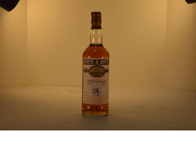 Springbank 1972- 20 years old