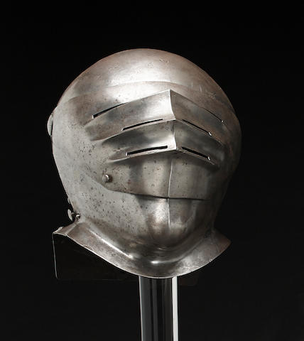 An early 16th century close helmet
