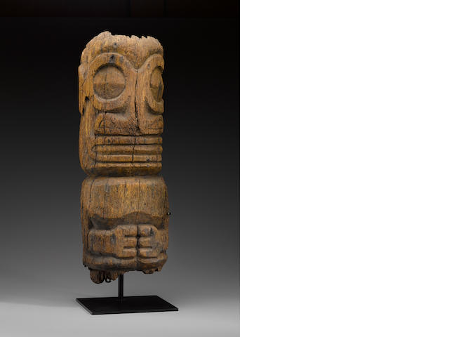 Large Half Figure, Marquesas Islands