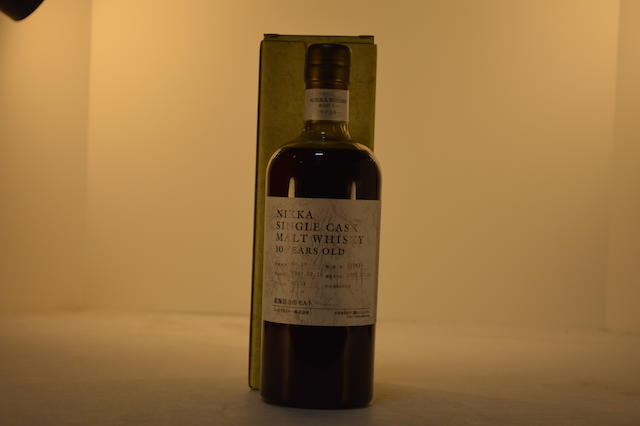 Nikka Single Cask 10 years old
