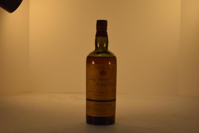 King George IV Scotch Whisky