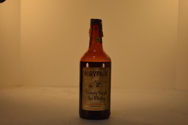 Mayfair Rye Whiskey