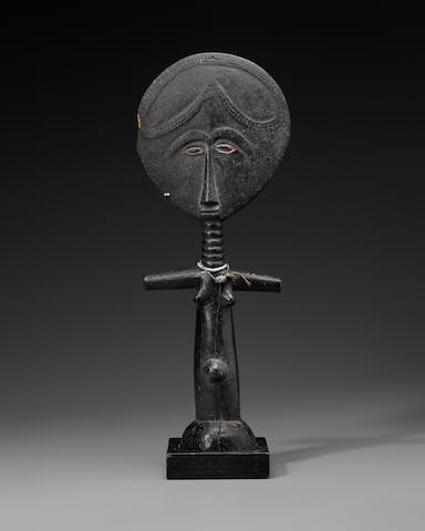 Ashanti (Asante) Fertility Doll, Ghana