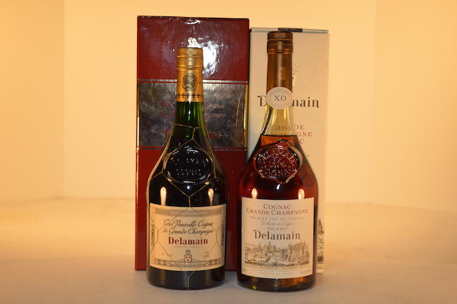Delamain Tres Venerable Cognac (1)   Delamain XO Cognac (1)