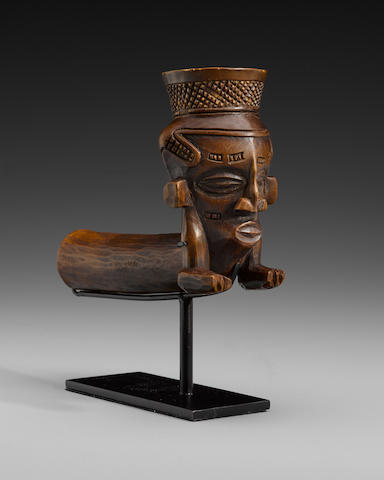 Kuba Pipe, Democratic Republic of the Congo