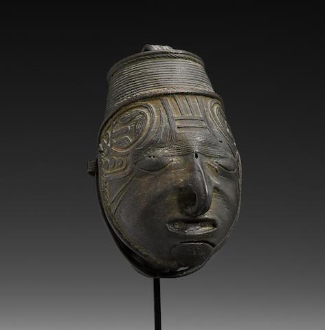 Rare Mixtec Bell, Late Postclassic Period, ca. A.D. 1200 - 1500