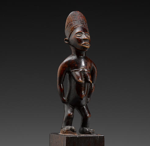 Kongo/Yombe Figure, Democratic Republic of the Congo
