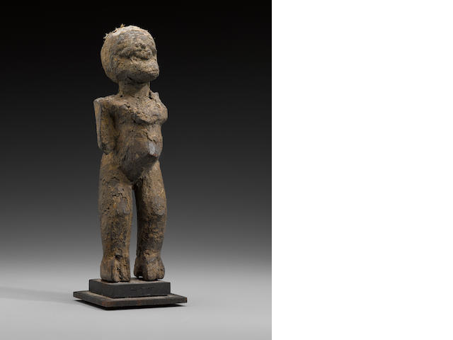 Lobi Figure, Burkina Faso