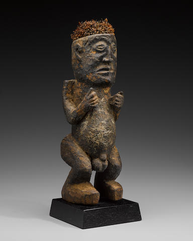 Cross River or Keaka Ancestor Figure, Cameroon
