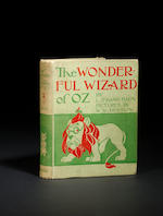 BAUM, L. FRANK. 1856-1919. The Wonderful Wizard of Oz. Chicago & New York: Geo. M. Hill Co., 1900.