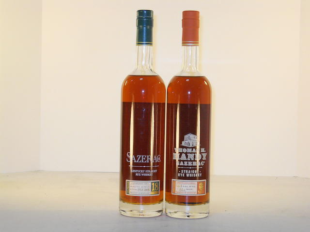 Sazerac 18 years old (1)   Thomas H. Handy Sazerac (1)
