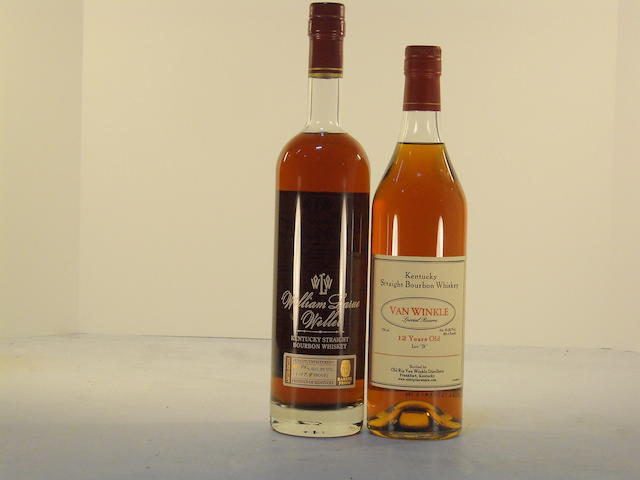 William Larue Weller (1)   Van Winkle Special Reserve (1)