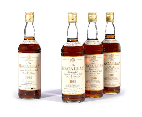 Macallan 1965- 17 years old