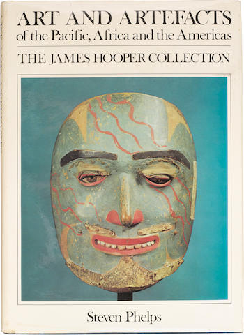 "Phelps, Steven, ""Art and Artefacts of the Pacific, Africa and the Americas: The James Hooper Collection""Hutchinson & Co., London, 1976 (Christies, Manson & Woods 1975)"