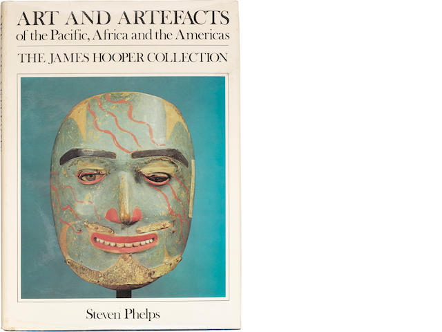 "Phelps, Steven, ""Art and Artefacts of the Pacific, Africa and the Americas: The James Hooper Collection"" Hutchinson & Co., London, 1976 (Christies, Manson & Woods 1975)"