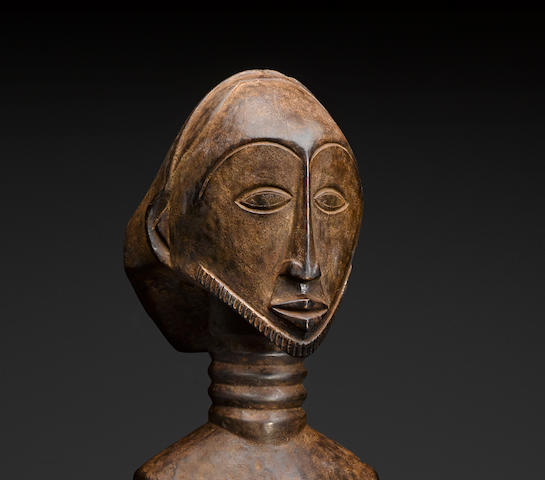 Hemba Male Figure, Democratic Republic of the Congo