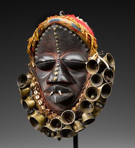 We Mask, Liberia/Ivory Coast