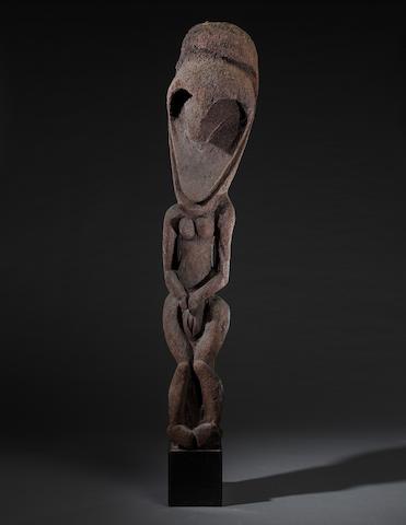 Large Vanuatu Grade Female Figure, Ambryn Island