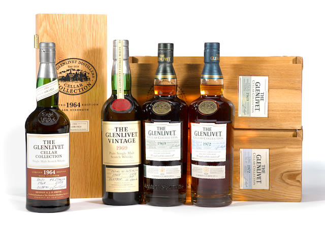 Glenlivet Cellar Collection 1969
