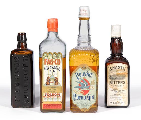 Bouvier Buchu Gin Compound