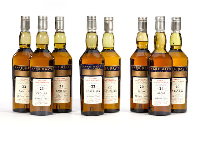 Caol Ila 1977- 21 years old