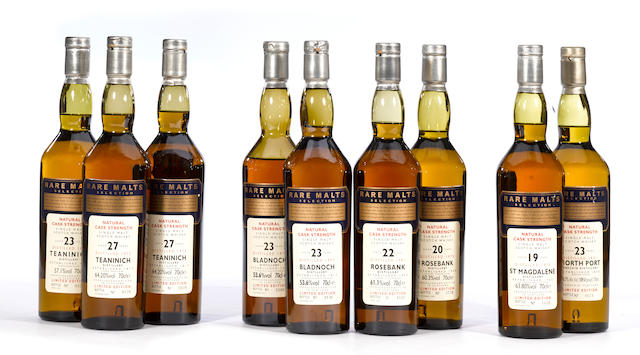 Bladnoch 1977-23 years old