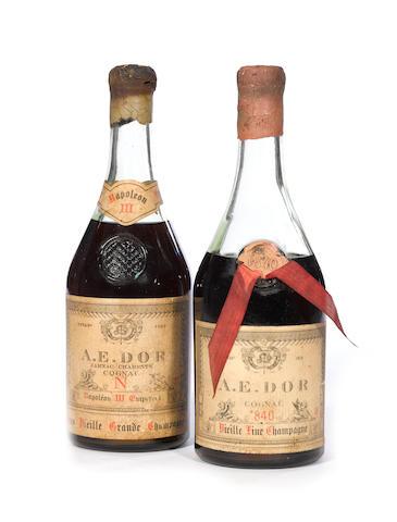 AE Dor Napoleon III Cognac