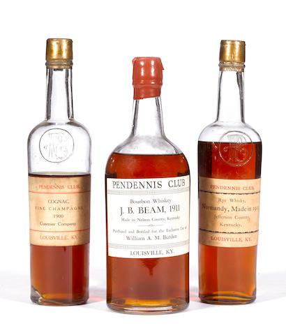 Cusenier Fine Champagne Cognac 1900