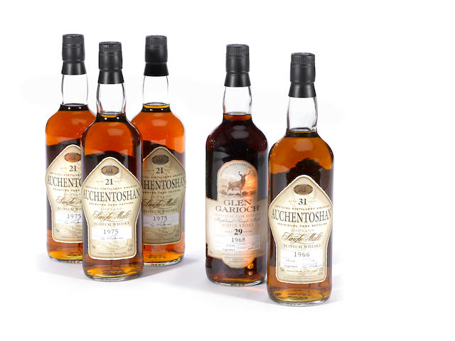 Glen Garioch 1968- 29 years old