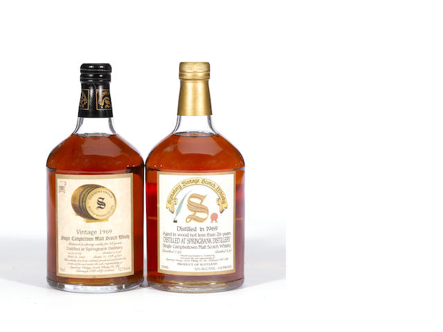 Springbank 1969- 26 years old