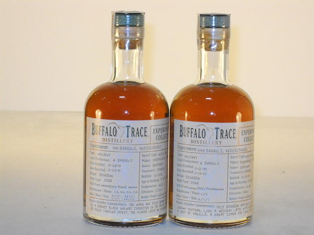Buffalo Trace Experimental- 19 years old (1)   Buffalo Trace Experimental- 17 years old (1)