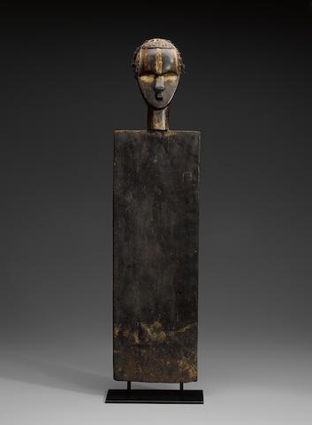 Rare Grebo Divination Board, Liberia