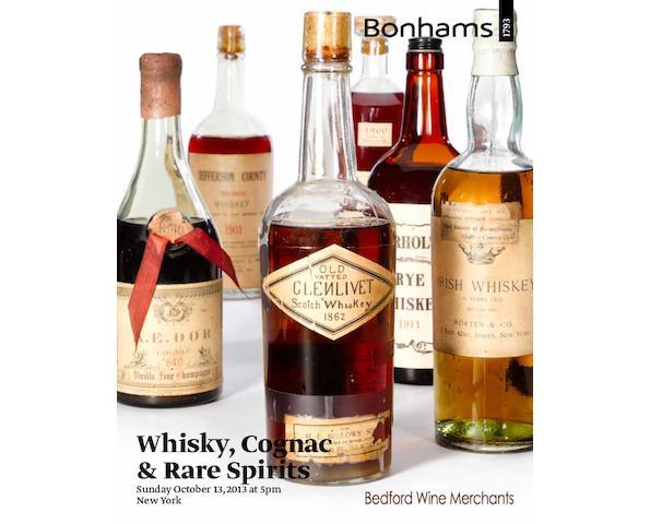Whisky, Cognac & Rare Spirits