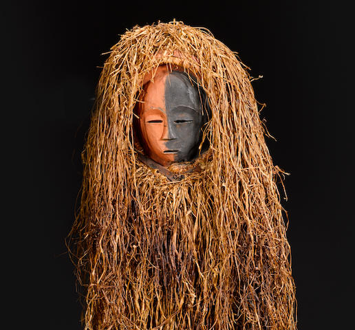 Dance Mask, possibly Bavili or Galwa, Gabon