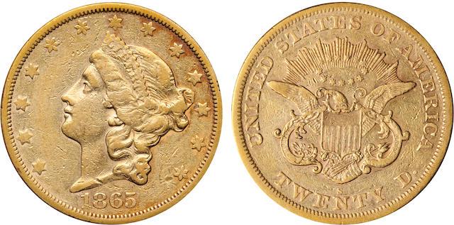 1865-S $20